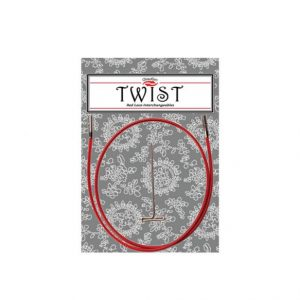 CABLE RED TWIST CHIAOGOO